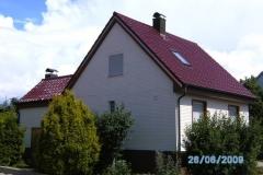Referenzprojekte Ziegel und Betondachsteindeckung Wohnhaus Kehl Kronenhof