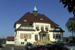 Referenzprojekte Ziegel und Betondachsteindeckung Rathhaus Appenweier