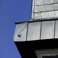 Dach Wartungsarbeiten