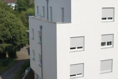 Dachdecker Referenzprojekte Wohnanlage Kehl Folienabdichtung