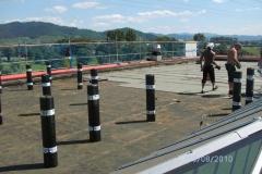 Dachdecker Referenzprojekte Schule Offenburg