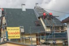 Dachdecker Referenzprojekte Wohnhaus La Wantzenau, Elsass
