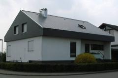 Dachdecker Referenzprojekte Wohnhaus in Kehl