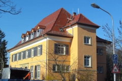 Referenzprojekte Ziegel und Betondachsteindeckung Zollamt Oberkirch